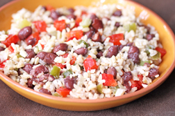 fiesta beans and rice thumb Recipe Index