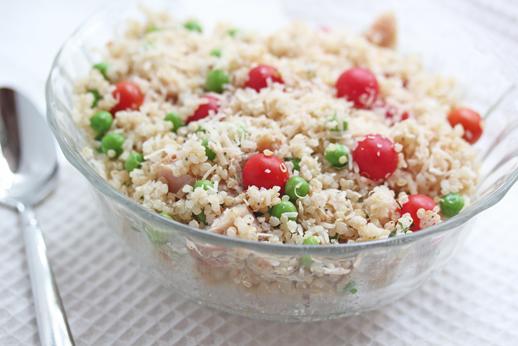 quinoa primavera Quinoa Primavera Recipe