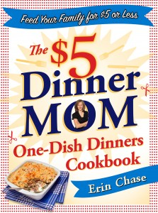 One Dish Dinner Cover Image 223x300 The ODD Cookbook Is On Shelves Today! {Plus Easy ODD Back to School Dinners}